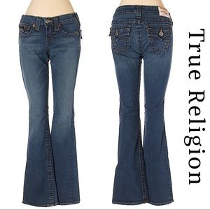 True Religion | Becky Petite Flared Jeans
